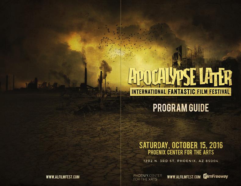 Apocalypse Later Empire   ALIFFF   2016